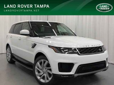 New 2019 Land Rover Range Rover Sport V6 Supercharged