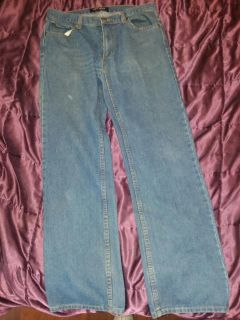 Mens Top Level Classic brand jeans size 33x32