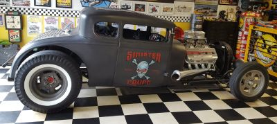 1928 Killer Rat Rod Sale/Trade