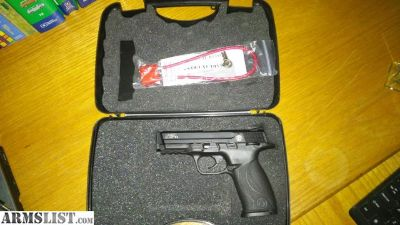 For Sale: S&W M&P .22