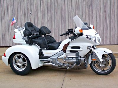 2004 Honda Gold Wing Touring Motorcycles Erie, PA