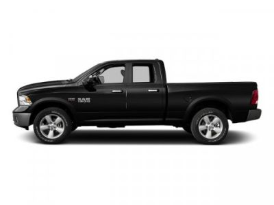 2015 RAM RSX Tradesman (Black Clearcoat)