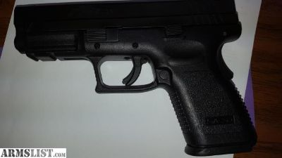 For Sale: Springfield Xd .45 compact