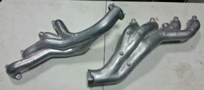 Sell Ford Factory Cast Iron Exhaust Headers - Full Size - High Perf 390 406 427 FE motorcycle in Fort Worth, Texas, United States, for US $1,400.00