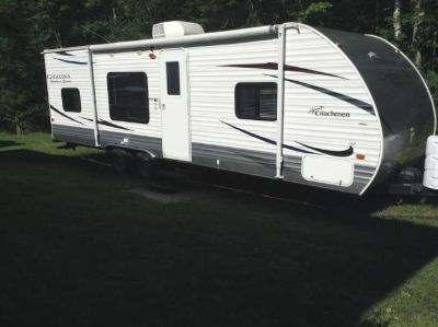 2012 Coachmen Catalina Santara 272BH