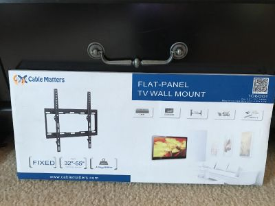 Cable Matters Flat Panel TV Wall Mount