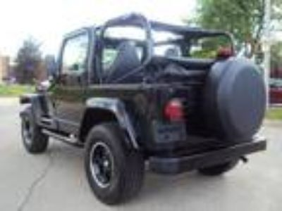 2001 Jeep Wrangler Garage Kept