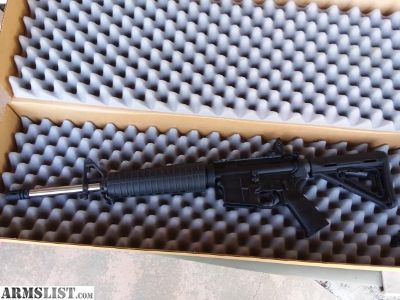For Sale: Nib PSA ar15 556 with stainless barrel