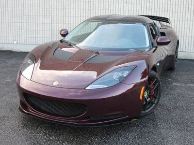 2014 Lotus Evora 2+2 Coupe