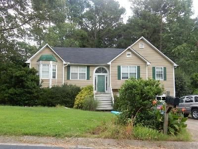 4 Bed 3 Bath Preforeclosure Property in Acworth, GA 30101 - Abbotts Glen Dr NW