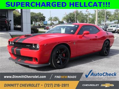 2017 Dodge Challenger SRT Hellcat (torred)