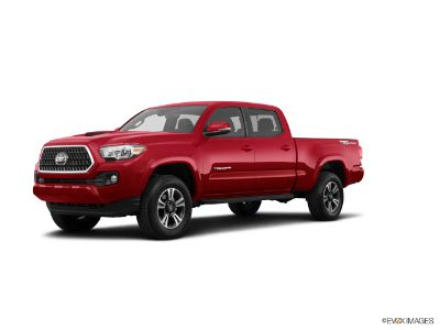 2018 Toyota Tacoma SR DOUBLE CAB (Barcelona Red Metallic)