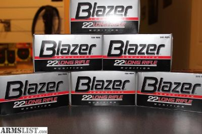 For Sale: Blazer 22LR