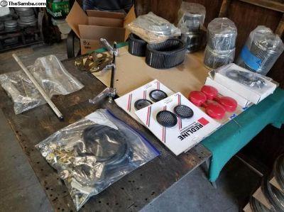 Misc. Weber Carb Parts