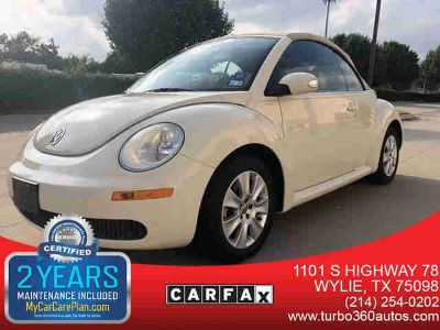 Used 2010 Volkswagen New Beetle for sale