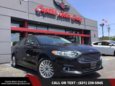 2014 Ford Fusion Energi SE (Black)