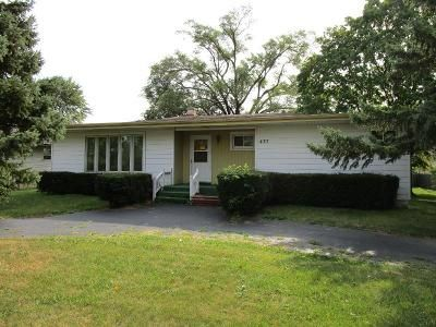 3 Bed 1 Bath Foreclosure Property in Wood Dale, IL 60191 - Catalpa Ave
