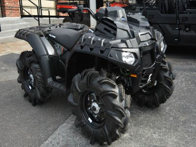 2019 Polaris Sportsman 850 High Lifter Edition Sport-Utility ATVs Clearwater, FL