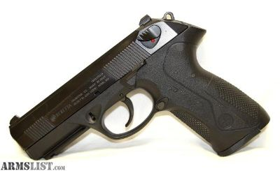 For Sale: USED BERETTA PX4 STORM 9MM