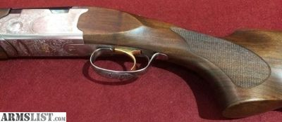 For Sale: Beretta 687 Silver Pigeon III 12 gauge