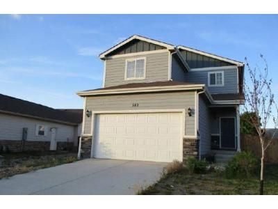 3 Bed 2.5 Bath Foreclosure Property in Milliken, CO 80543 - Carriage Dr