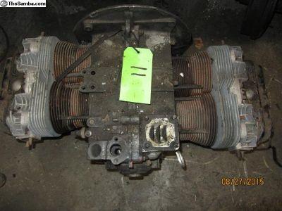 single port long block engine #11