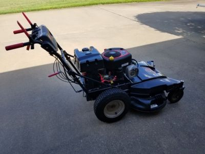 "33"" Wide Cut Mower - Zero Turn"