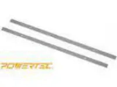 POWERTEC HSS Planer Blades for Ryobi quot Planer AP Set o