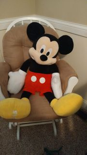 3' Mickey Mouse
