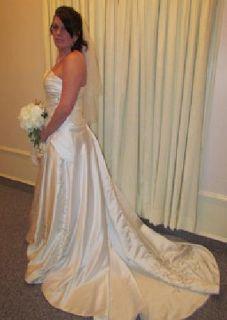 $125 OBO Wedding Dress