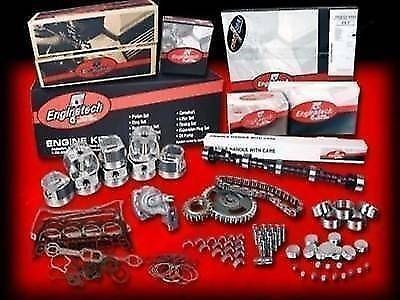 Sell Chevy 350 5.7L STAGE 4 Hi-Perf Engine Rebuild Kit Camshaft Pistons 2pcs rear motorcycle in Chicago, Illinois, United States, for US $369.00