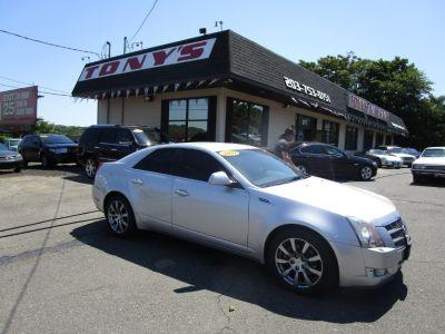 2009 Cadillac CTS 3.6L V6 (Thunder Gray ChromaFlair)