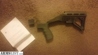 For Trade: Ar-15 stock