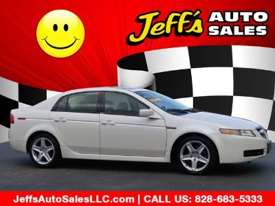 2004 Acura TL 3.2 (White Diamond Pearl)