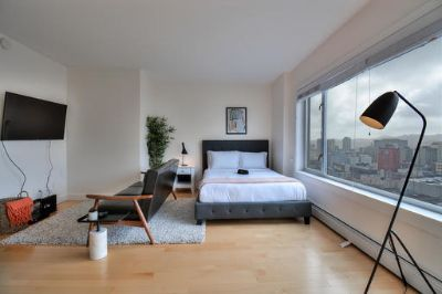 $3690 studio in Chinatown