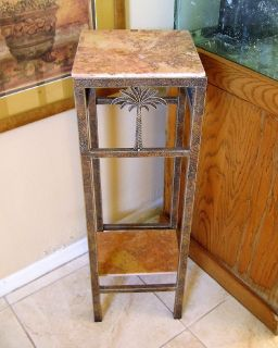 Tall Metal Indoor Plant Stand