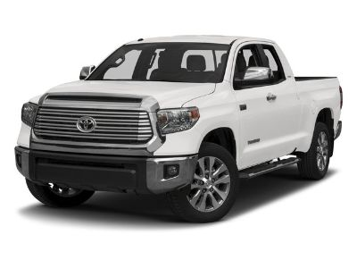 2016 Toyota Tundra Limited (Black)