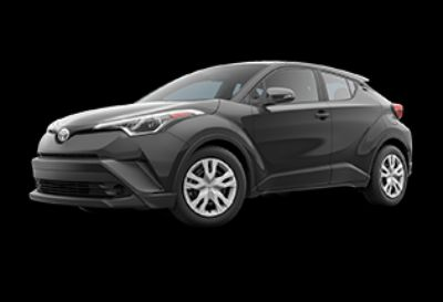 2019 Toyota C-HR LE (Magnetic Gray Metallic)