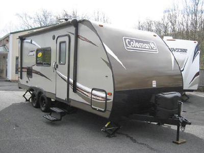 2017 COLEMAN 1925 BH 20FT., BUNKS, PWR ...