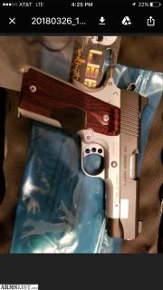 For Sale/Trade: Kimber pro crimson carry 2