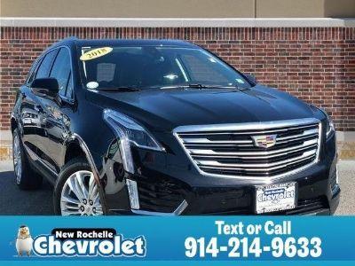 2018 Cadillac XT5 Premium Luxury AWD (black)