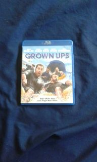 Grown Ups Blu-ray Disc (Columbia Pictures/Sony, 2010)