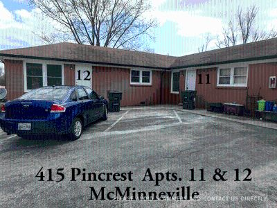 Apartment Rental - 415 Pinecrest St