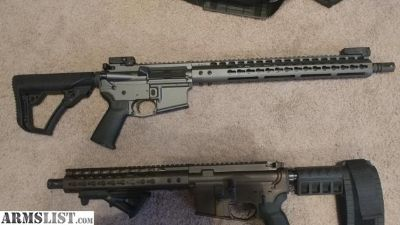 For Sale: Tungsten AR-15