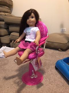 American Girl Our Generation Beauty Salon Chair