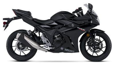 2018 Suzuki Motor of America Inc. GSX250R Sport Motorcycles Winterset, IA