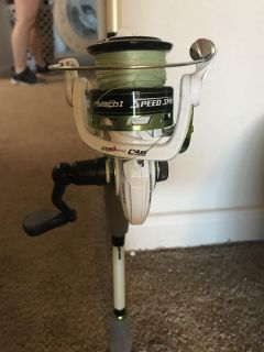 fishing pole for 75