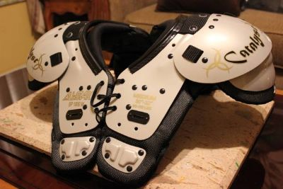 Junior Football Shoulder Pads