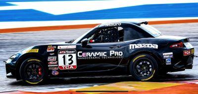 2018 w 2019 upgrades Mazda Global MX5 Cup