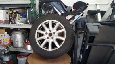 Cayenne 18 Wheels Tires